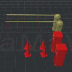 3D printer files parking equipment, ckbean
