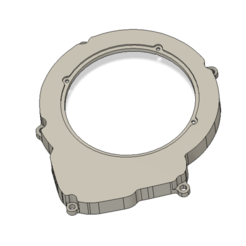 Download STL file Ignition cover without starter • 3D printable template, MAX3D