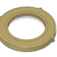 Download 3D printer designs AM6 ignition cover with starter, MAX3D