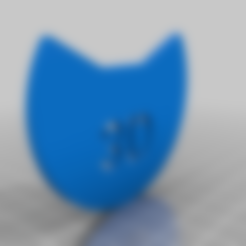 Download free STL file Desktop cable pass • 3D printer object, GeoffreyPelatan