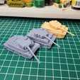 Download free 3D printing models Tiger Tank Pack, TigerAce1945