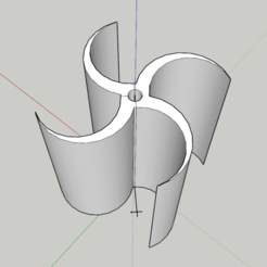 Download STL file horizontal helix • 3D printable design, FranBE