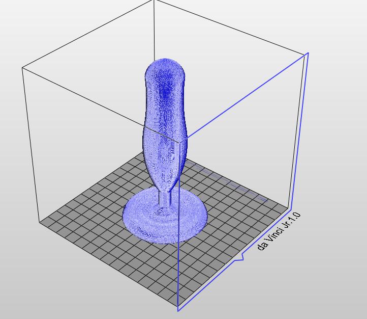 Capture.PNG Download STL file Anal plug • 3D printing template, FranBE