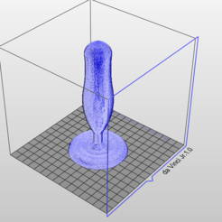 Download STL file Anal plug • 3D printing template, FranBE