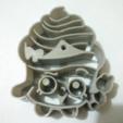 Download free 3D printing models shopkins cupcake cookie cutter, Platridi