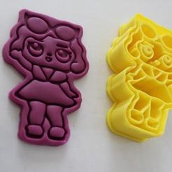 IMG_2506.JPG Télécharger fichier STL Coupe-biscuits lol • Design imprimable en 3D, Platridi