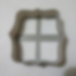 Download free 3D printer files Frame cookie cutter, Platridi