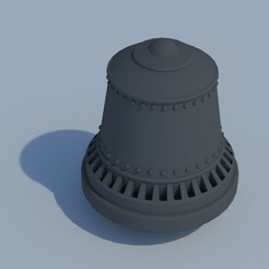"3D printer files ""Die Glocke"" (The Bell), WeDickerson"