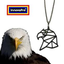 Descargar diseños 3D Totem de Aguila, InnovaPro