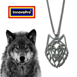 Imprimir en 3D Totem de Lobo, InnovaPro