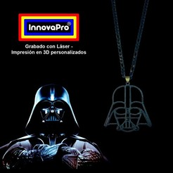 DV1.jpg Download STL file I said Darth Vader (Star Wars) • 3D printer template, InnovaPro