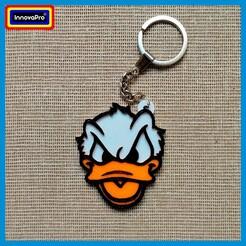 4.jpg Download STL file Donald Duck Keychain 4/4 • Model to 3D print, InnovaPro