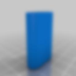 Télécharger fichier STL gratuit Capuchon clé USB/Lightning • Plan pour imprimante 3D, boninj