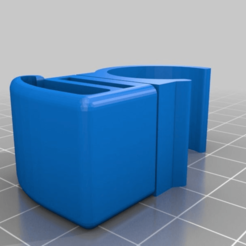 bc07800da24d8810393174370e11e492.png Download free STL file Articulated snorkel holder v5 • Design to 3D print, boninj
