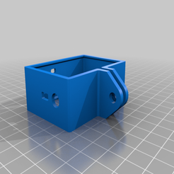 SupportGoProOuvert.png Download free STL file Support GoPro ouvert (Hero3+) • 3D printable object, boninj