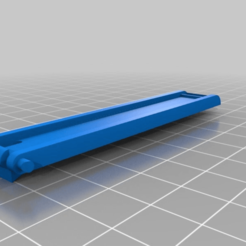 Download free 3D printer designs Logitech K120 45° Keyboard Bracket, boninj