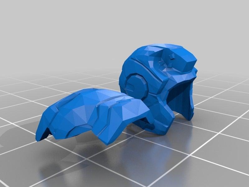 4947409b90caaa92c3c750861324843c.png Télécharger fichier STL gratuit lego iron man helmet (remix) • Modèle pour impression 3D, boninj