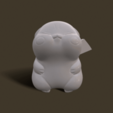 screenshot014.png Download STL file Grumpy_pikachu • 3D print model, Kownus