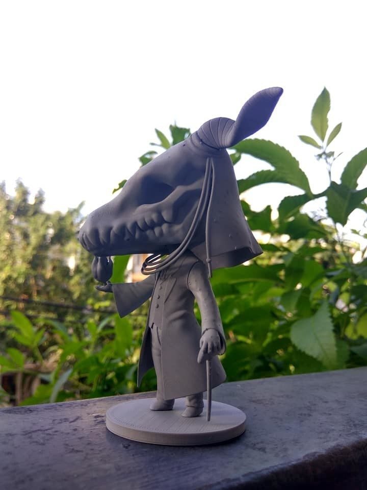 40321048_1312408398895557_6191058833058562048_n.jpg Download STL file Elias Ainsworth Chibi figurine • 3D print design, Kownus