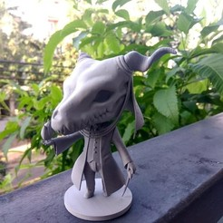 Télécharger plan imprimante 3D Figurine Chibi Elias Ainsworth Chibi, Kownus
