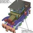 Descargar diseños 3D gratis Autocaravana Vintage - ancho de vía 36mm, BouncyMonkey