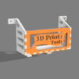 Caja Herramientas v4.png Download free STL file Tools Box • 3D printable object, Zambrana95