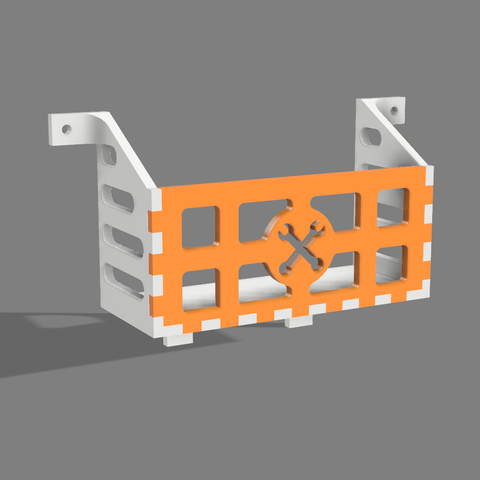 Caja Herramientas v1.png Download free STL file Tools Box • 3D printable object, Zambrana95