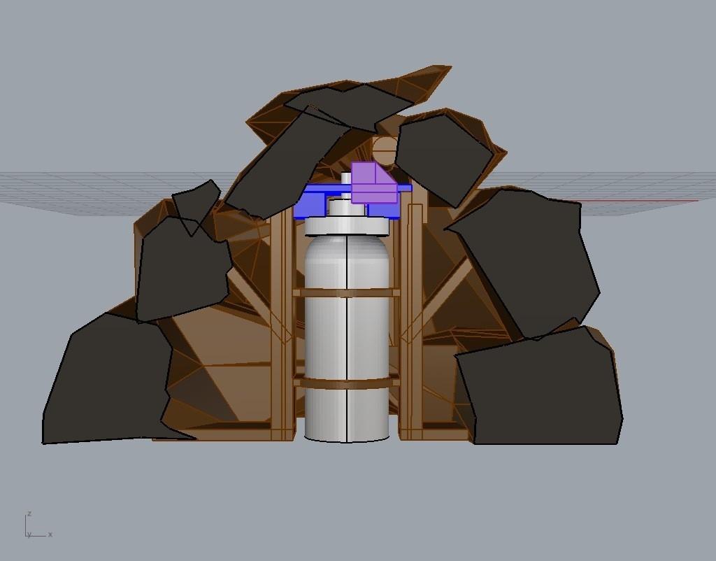 shit3.jpg Download free STL file Goddess shit - Air Refresher • Model to 3D print, WONGLK519