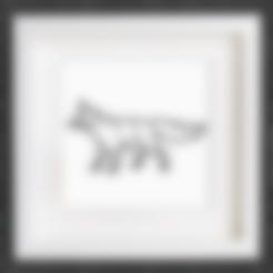 Descargar archivo 3D gratis Fox de Origami personalizable, MightyNozzle