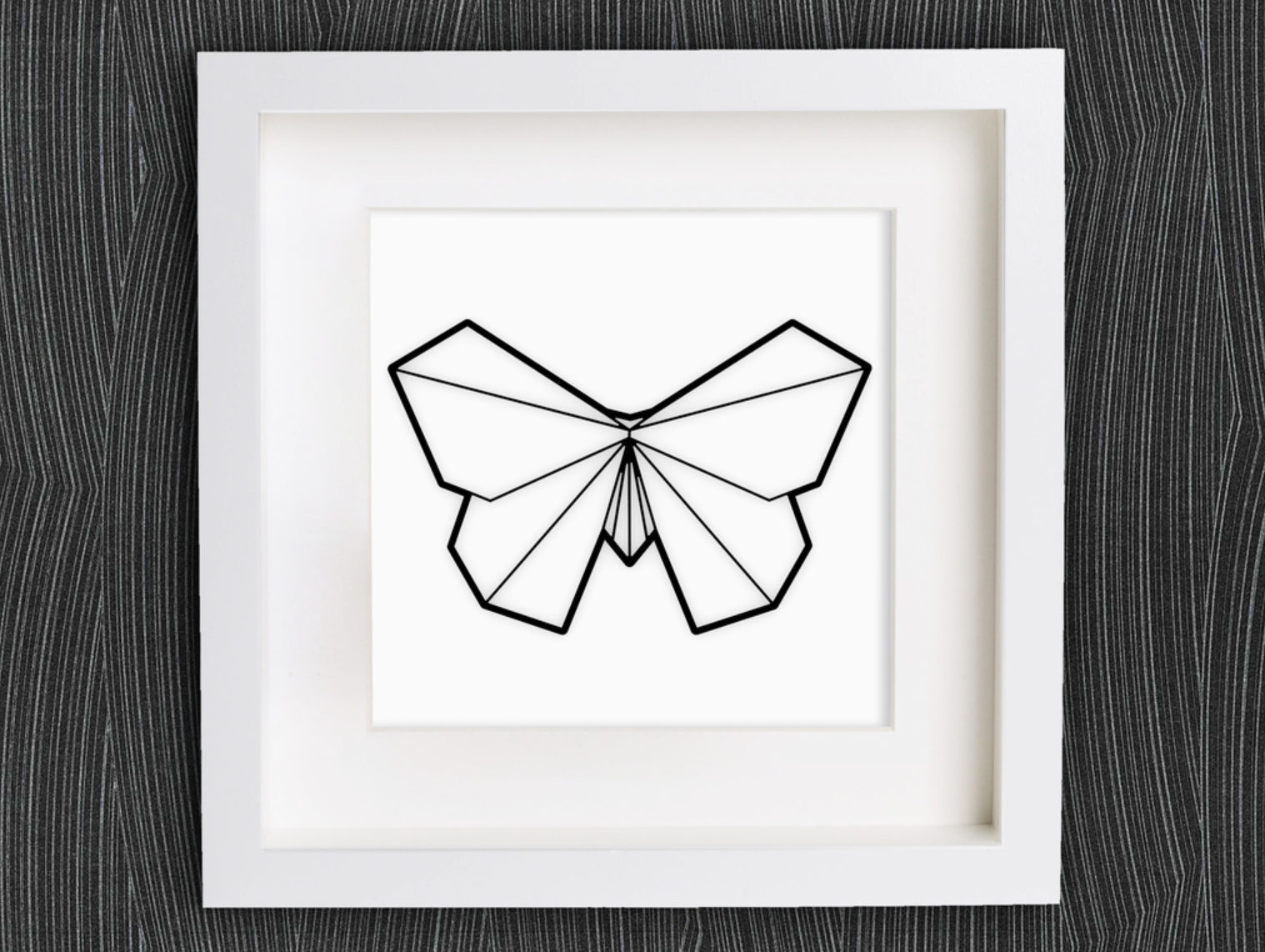 Capture d'écran 2017-12-06 à 17.12.27.png Download free STL file Customizable Origami Butterfly • 3D printable model, MightyNozzle