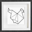 Capture d'écran 2018-01-09 à 10.00.17.png Download free STL file Customizable Origami Chicken • 3D print object, MightyNozzle