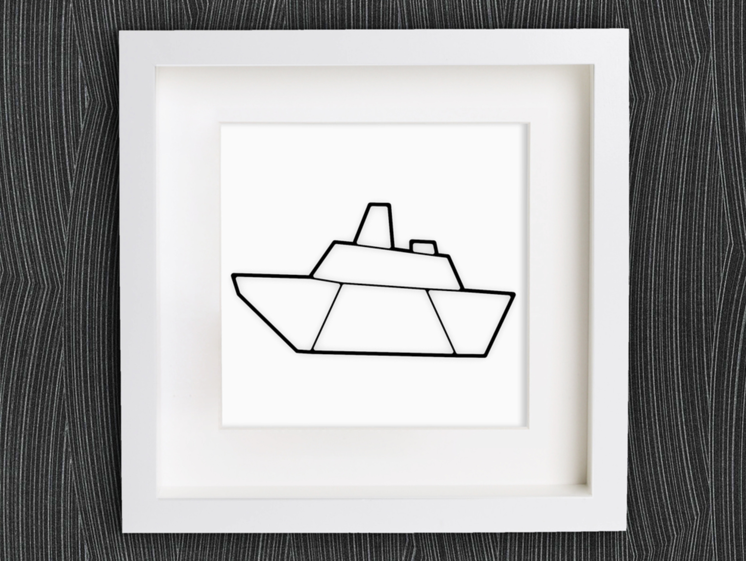 Capture d'écran 2017-12-26 à 12.17.18.png Download free STL file Customizable Origami Steamboat • 3D print template, MightyNozzle
