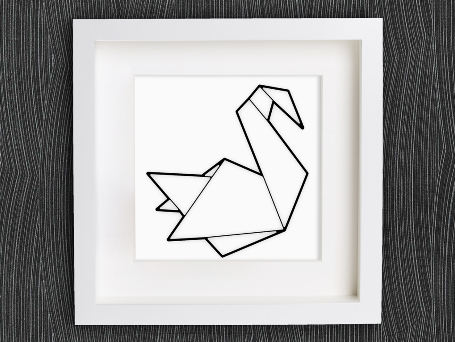 Capture d'écran 2017-11-06 à 11.20.56.png Download free STL file Customizable Origami Swan • 3D printer template, MightyNozzle