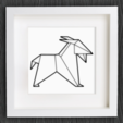 Capture d'écran 2017-12-26 à 12.17.33.png Download free STL file Customizable Origami Goat • 3D printing object, MightyNozzle