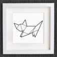 Capture d'écran 2017-12-05 à 10.22.04.png Download free STL file Customizable Origami Cat • 3D printing model, MightyNozzle