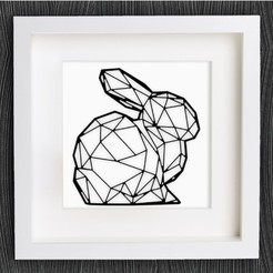 Free 3D printer file Customizable Bunny, MightyNozzle
