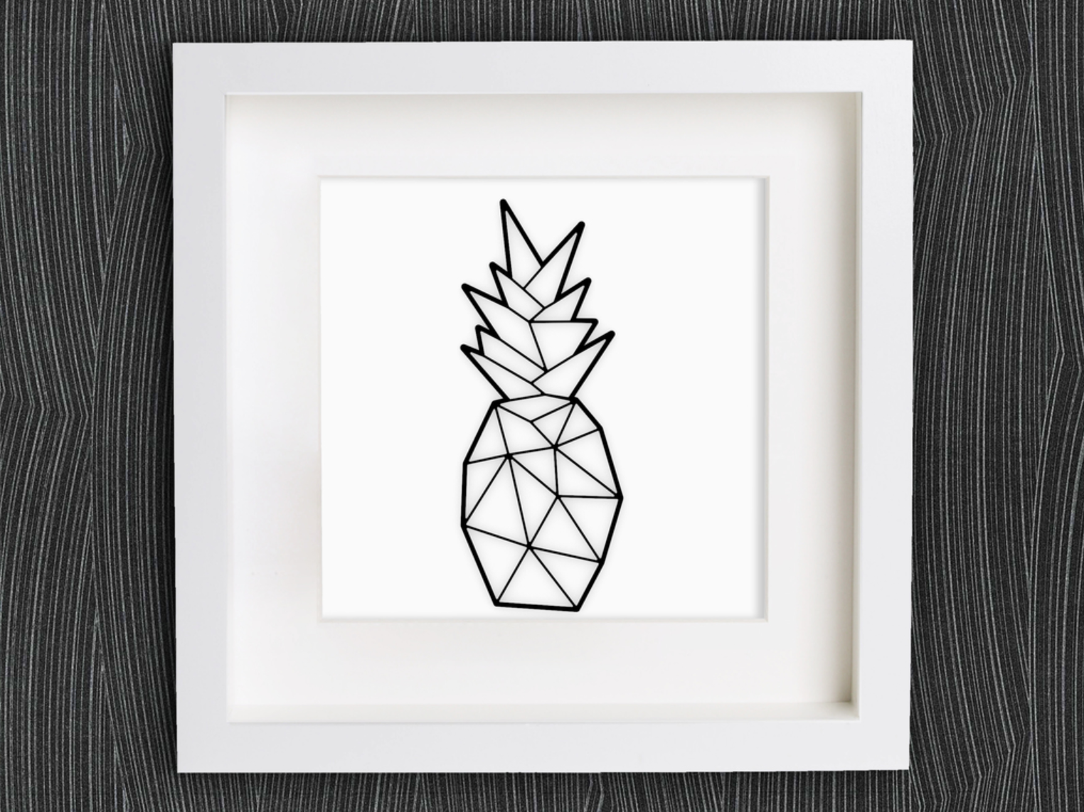Capture d'écran 2017-12-26 à 12.17.06.png Download free STL file Customizable Origami Pineapple • 3D printable design, MightyNozzle