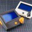 Descargar diseños 3D gratis RepRapDiscount Full Graphic Smart Controller Case, MightyNozzle