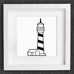 Descargar archivos 3D gratis Faro personalizable, MightyNozzle