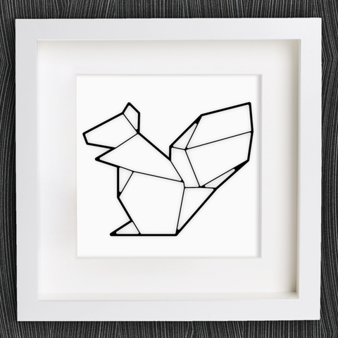 Capture d'écran 2017-11-06 à 11.17.09.png Download free STL file Customizable Origami Squirrel • 3D printing object, MightyNozzle
