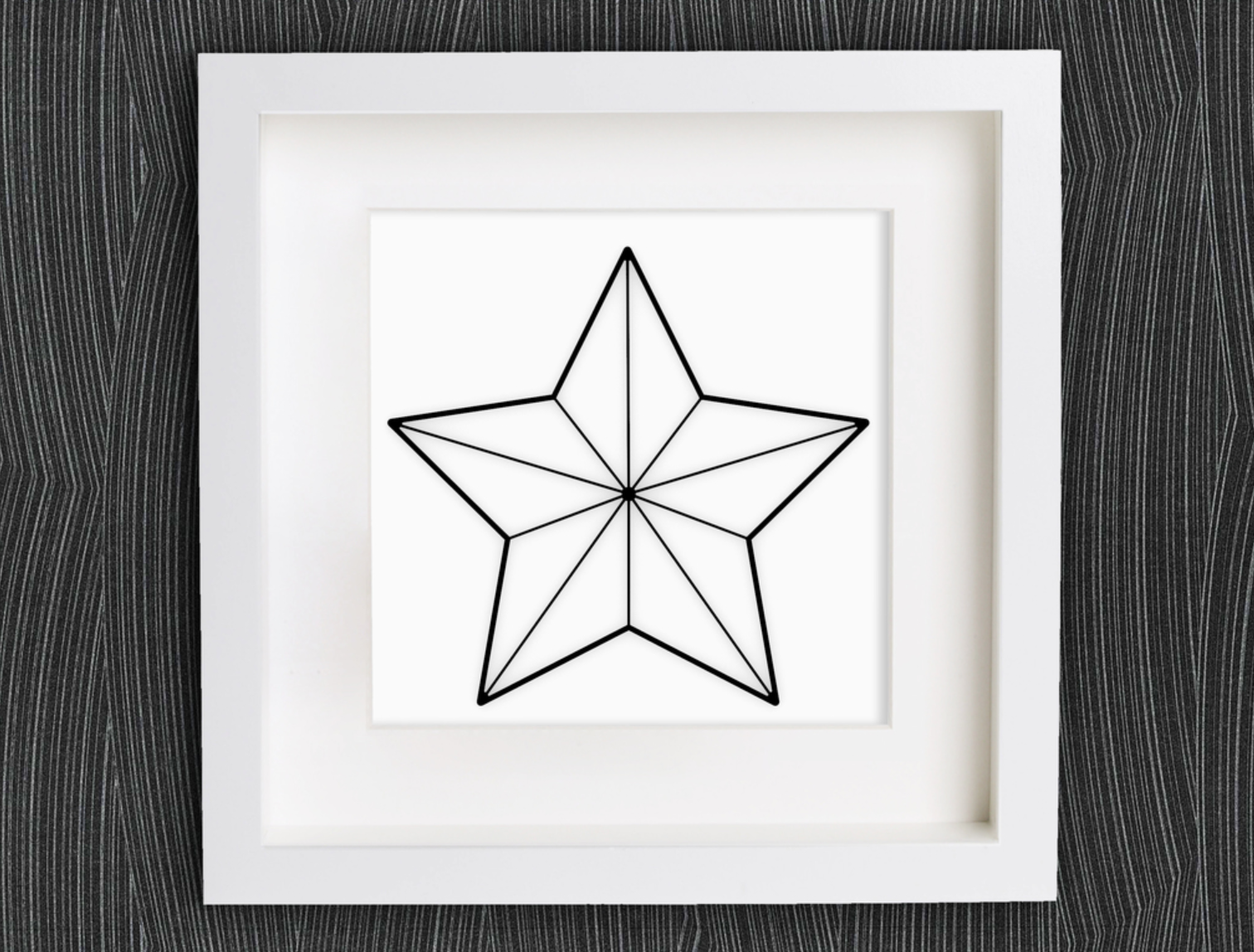 Capture d'écran 2017-11-13 à 11.58.29.png Download free STL file Customizable Origami Christmas Star No. 1 • Template to 3D print, MightyNozzle