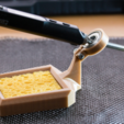 Download free STL file TS100 Soldering Iron Holder Station • 3D printing design, MightyNozzle