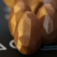 Download free STL file Low Poly Easter Egg • Design to 3D print, MightyNozzle
