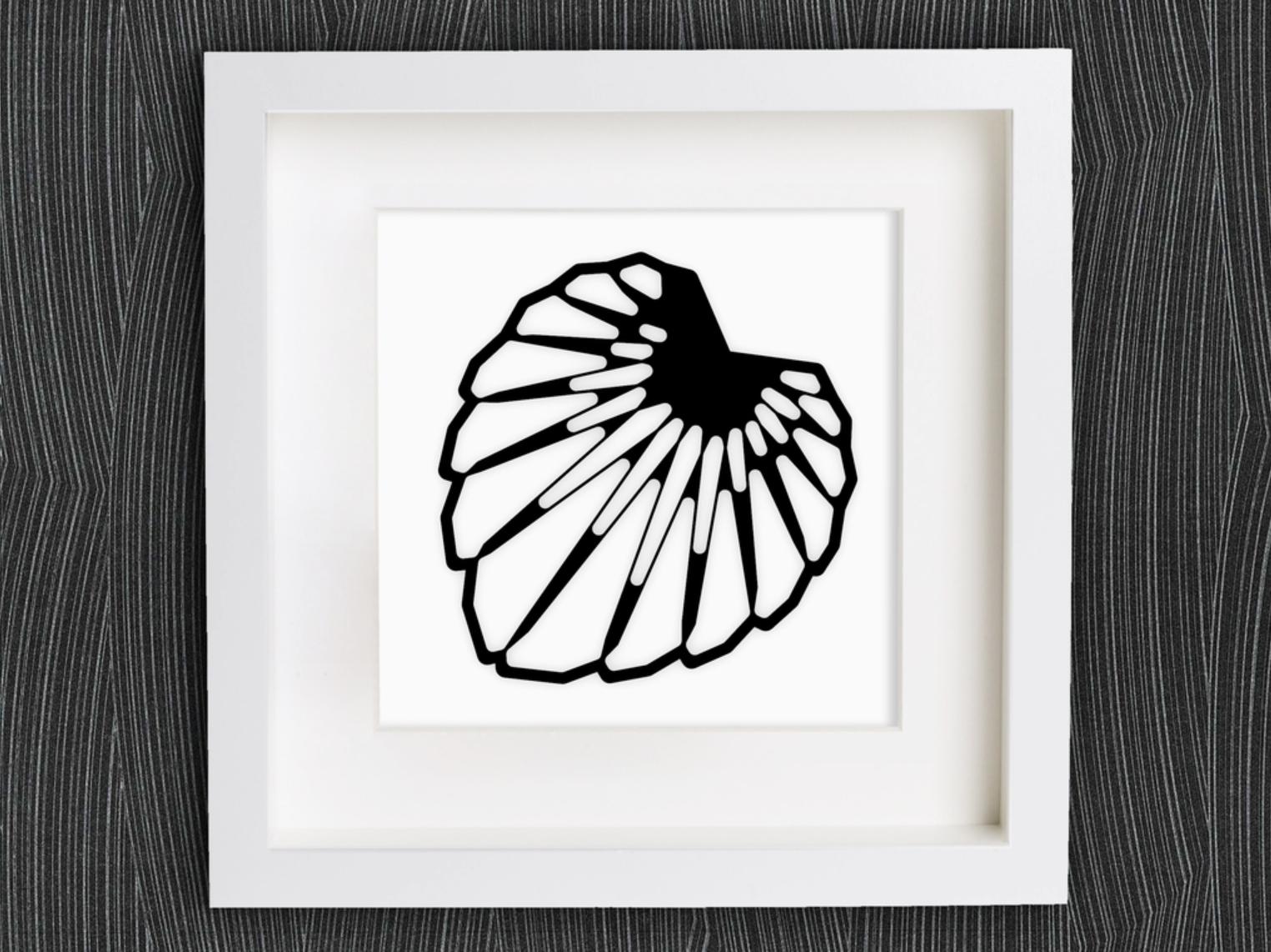 Capture d'écran 2018-01-15 à 10.47.33.png Download free STL file Customizable Origami Monstera Leaf • 3D printer template, MightyNozzle