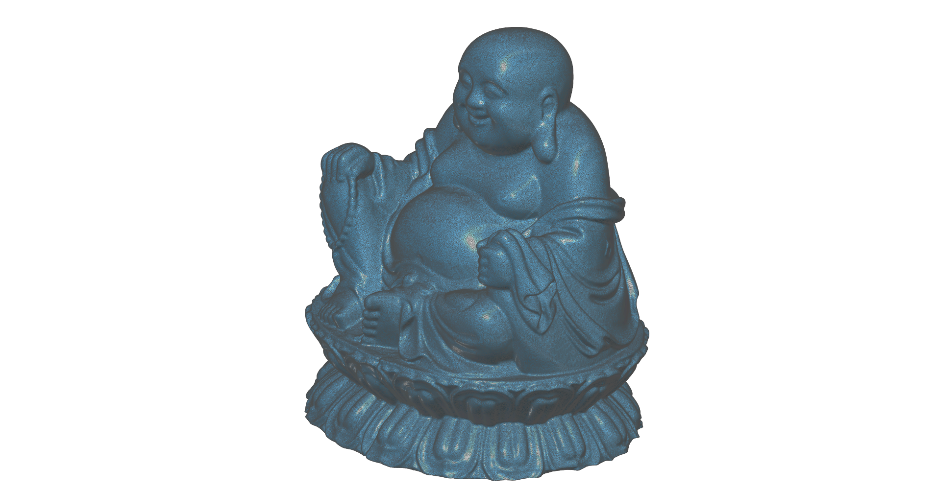 Buddha3.png Download free STL file Buddha • Model to 3D print, Icenvain