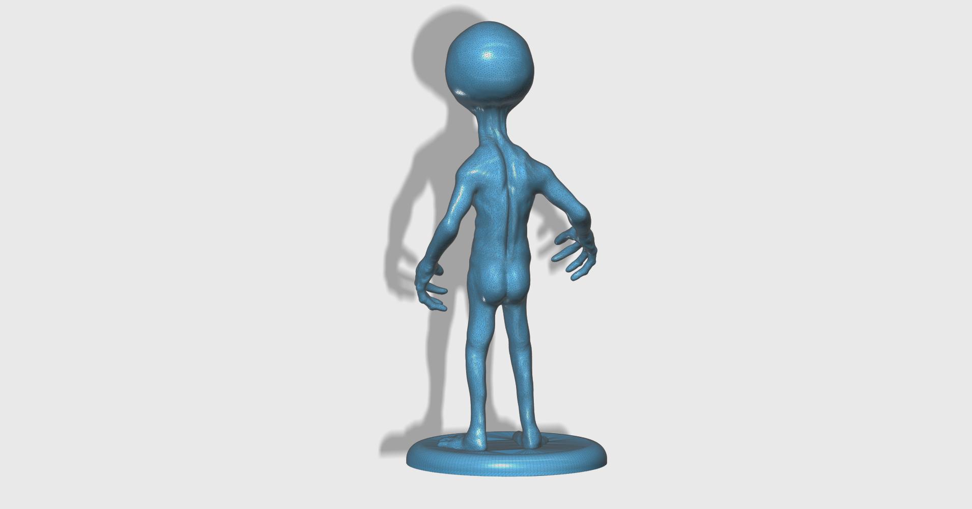 Alien3.png Télécharger fichier STL gratuit Ailen • Plan pour imprimante 3D, Icenvain