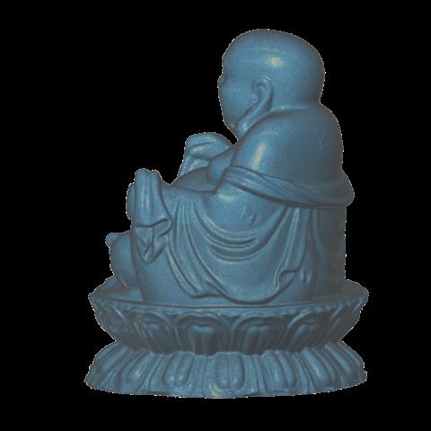 Buddha4.png Download free STL file Buddha • Model to 3D print, Icenvain
