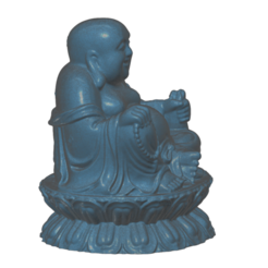 Buddha1.png Download free STL file Buddha • Model to 3D print, Icenvain