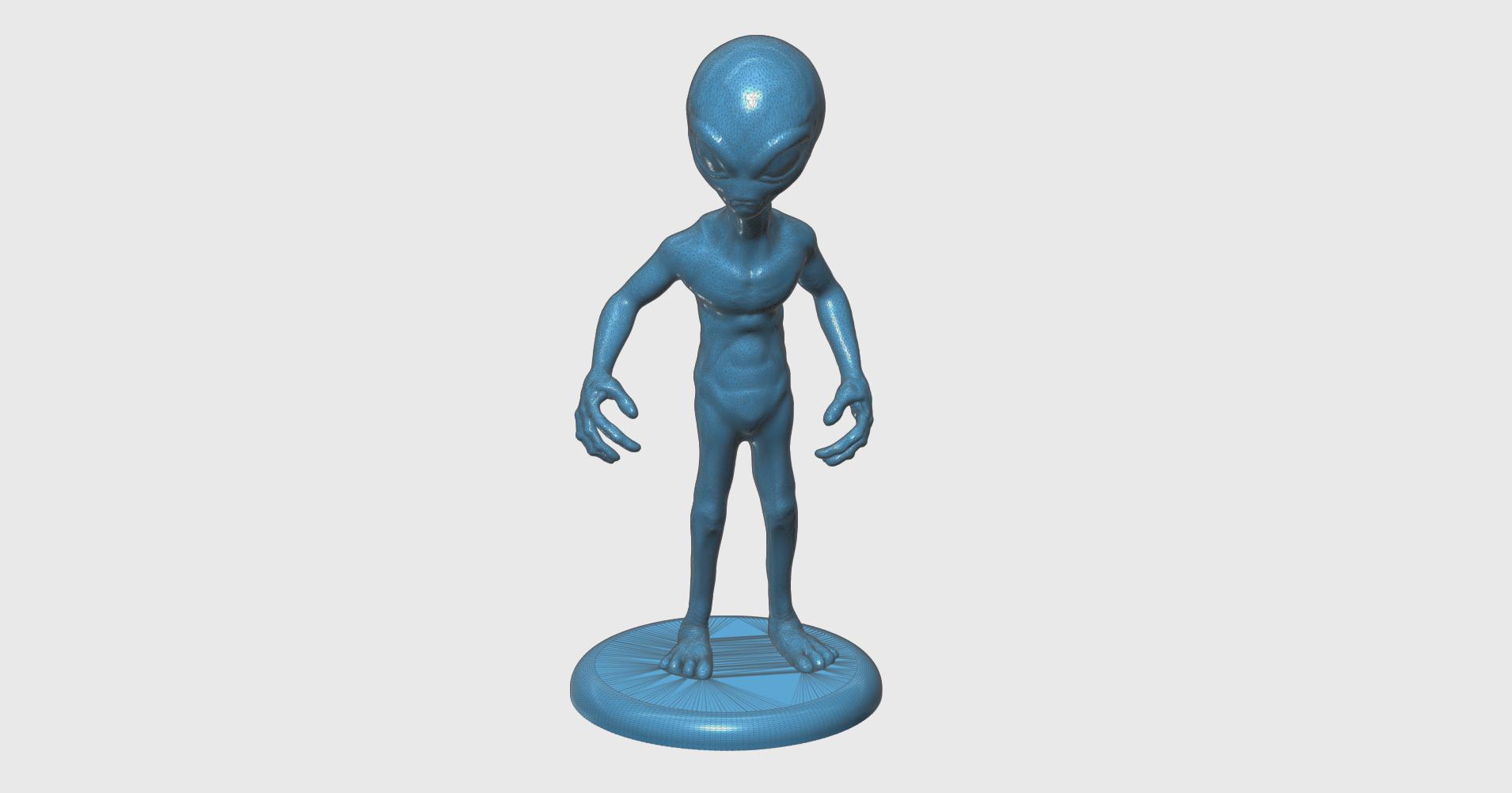 Alien1.png Télécharger fichier STL gratuit Ailen • Plan pour imprimante 3D, Icenvain
