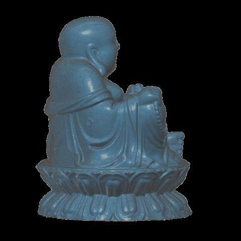 Buddha6.png Download free STL file Buddha • Model to 3D print, Icenvain